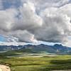 Clouds Over Denali National Park