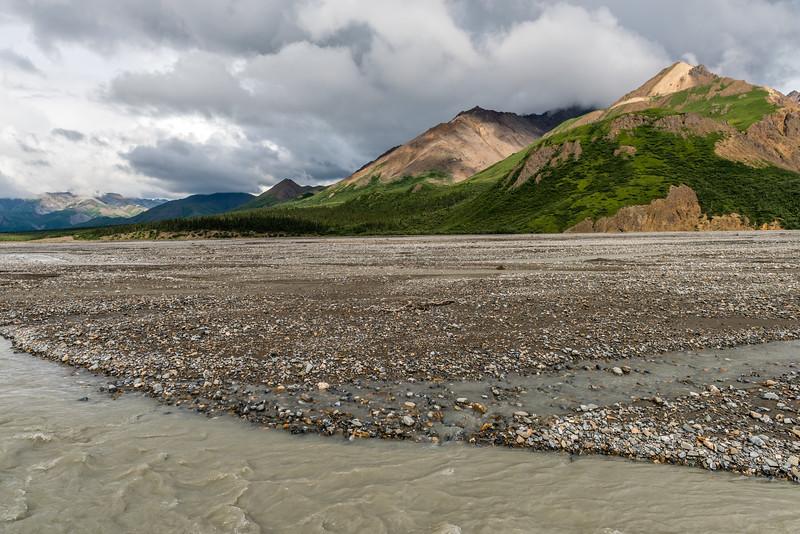 Mountain Streams & Gravel Flats