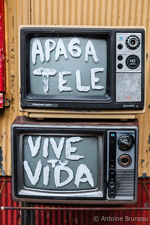 Valparaíso - turn off the tv, live your life