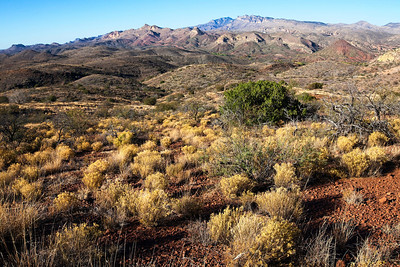 Galiuro Mountains, Arizona