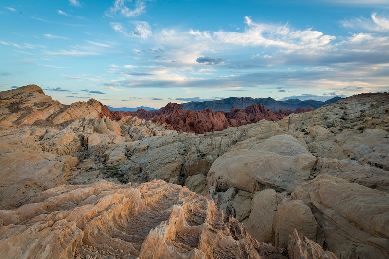 Valley of Fire Colors