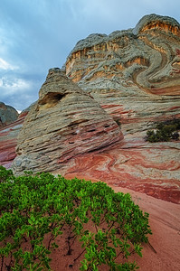 Swirling Stone