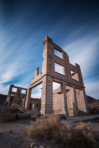 Rhyolite Bank Building