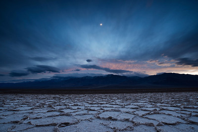 Death Valley Dusk