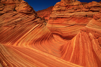 The Wave Coyote Buttes Wilderness, Arizona