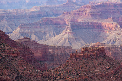 Grand Canyon Layers