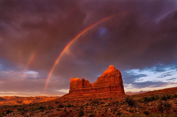 Double Rainbow and the Tower of Babel
