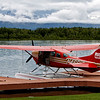 One of the float planes we flew from Wasilla to Talkeetna, AK.<br /> July 4, 2010.
