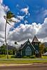 Kauai: Wai`oli Hui`ia Church in Hanalei