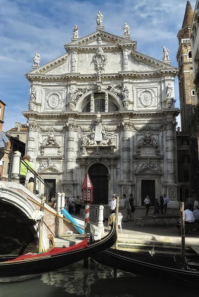 Church of San Rocco - Venice Italy