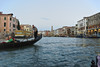 Grand Canal with Gondola in Venice Italy