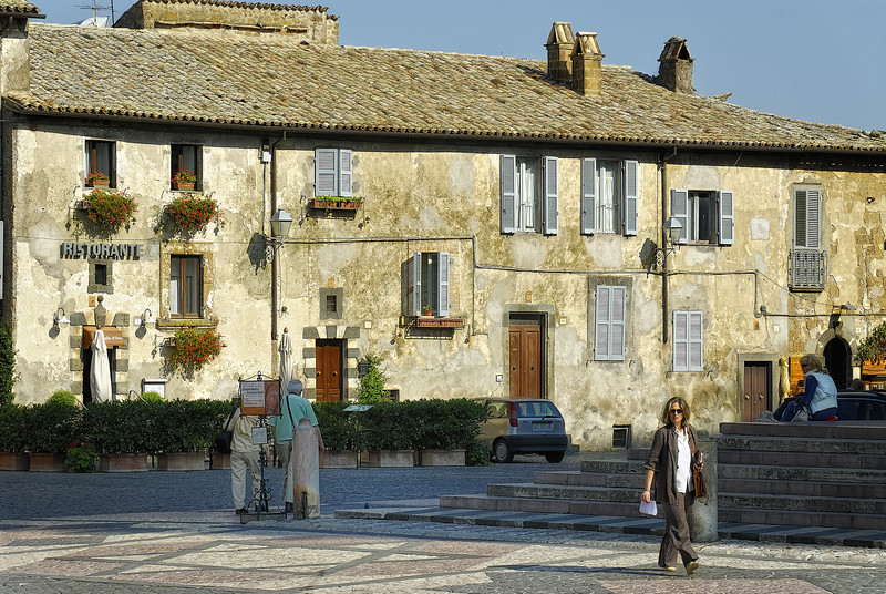 Town of Orvieto Italy