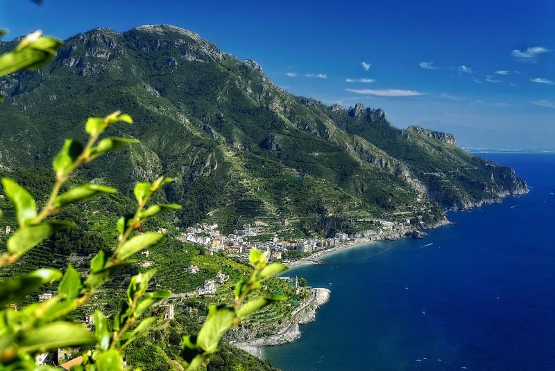 Amalfi Coastline Italy