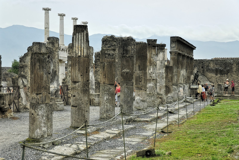 Ruins - Pompeii Italy