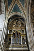 Organ inside Church - Orvieto Italy