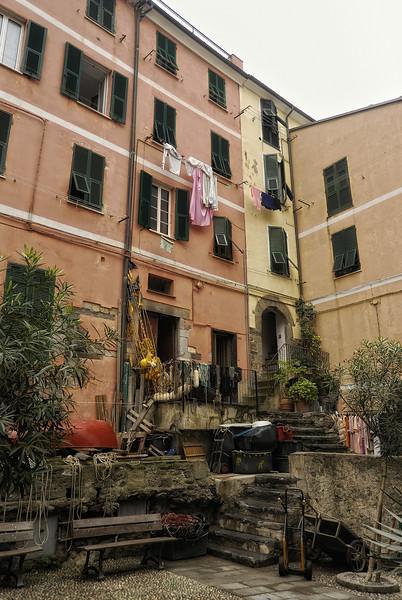 Home in Cinque Terre Italy