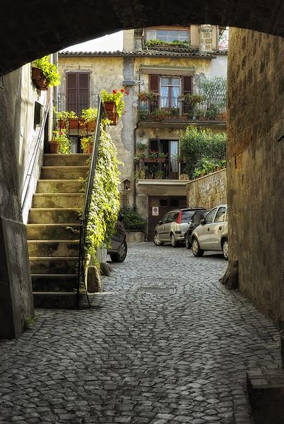 Home in Orvieto Italy