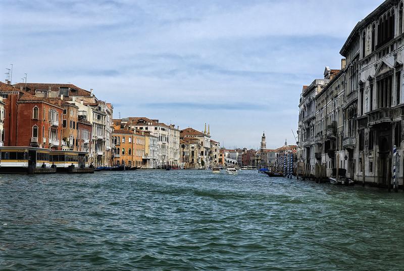 Grand Canal - Venice Italy