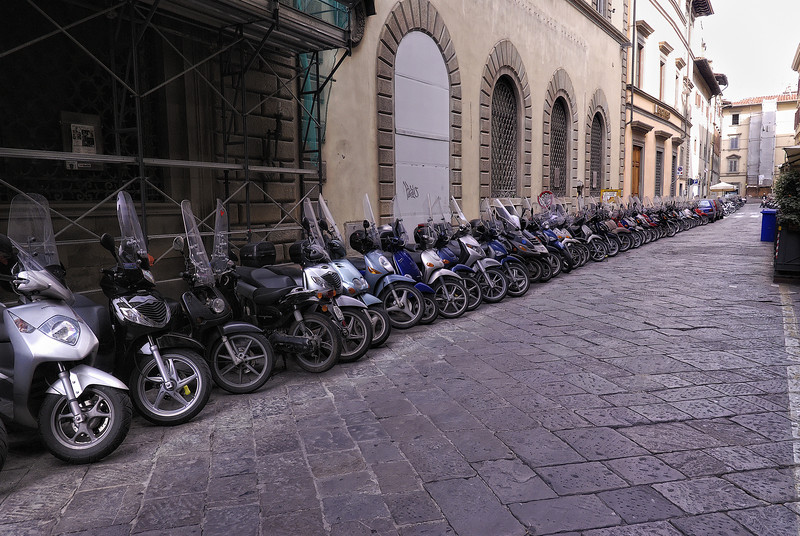 Transportation in Florence Italy