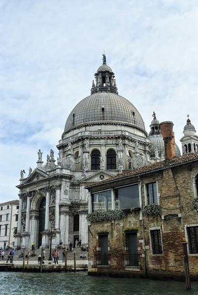 Santa Maria della Salute Church - Venice Italy