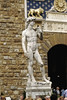 David Statue in Florence Italy