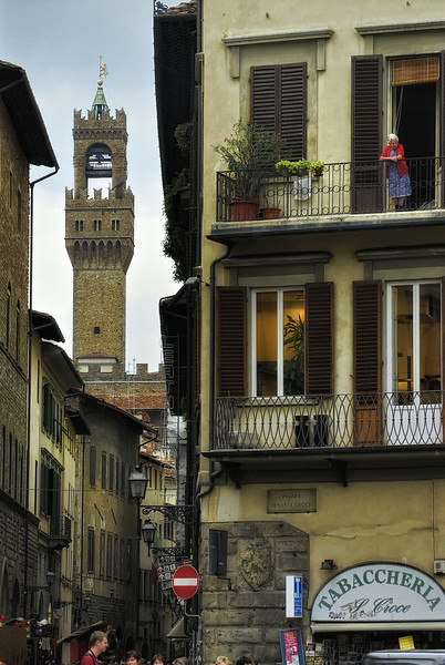 Street in Florence Italy