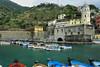 Cinque Terre Italy harbor