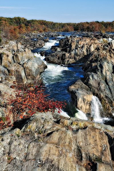 Great Falls Park - Fall 2008 - 11-01-08 - 025 NX edited