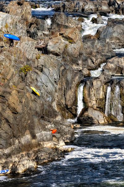 Great Falls Park - Fall 2008 - 11-01-08 - 115 NX edited