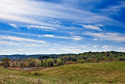 Sky Meadows Park & Area - Fall 2009