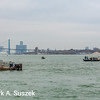 Ambassador Bridge, RenCen, Fisherman