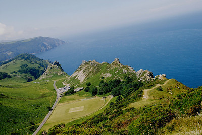 Valley of the Rocks, Lynmouth