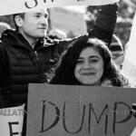 2017-02-04 Devos Protest - Verona Park  AMY_2675