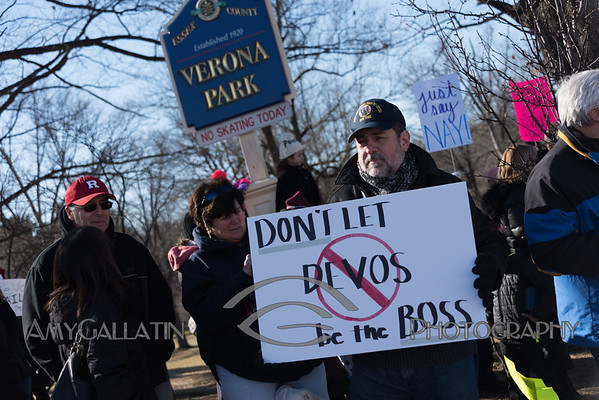 2017-02-04 Devos Protest - Verona Park  AMY_2583