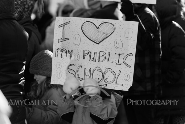 2017-02-04 Devos Protest - Verona Park  AMY_7625