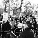 2017-02-04 Devos Protest - Verona Park  AMY_2656