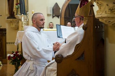 Diaconate Ordinations 2015