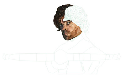 Tyrion Lannister - Coloring 1