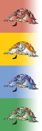 ATLA - Lion Turtle (Full)