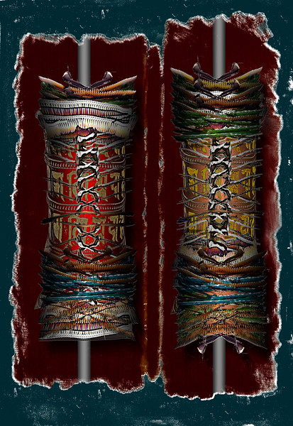 Prayer Wheels:  Pannonica
