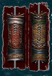 Prayer Wheels:  Pannonica