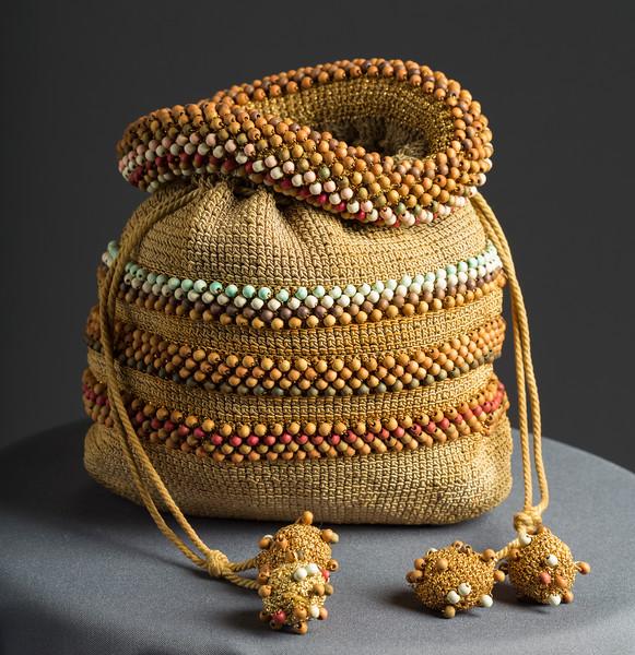 T2006.10.08 Crocheted bag
