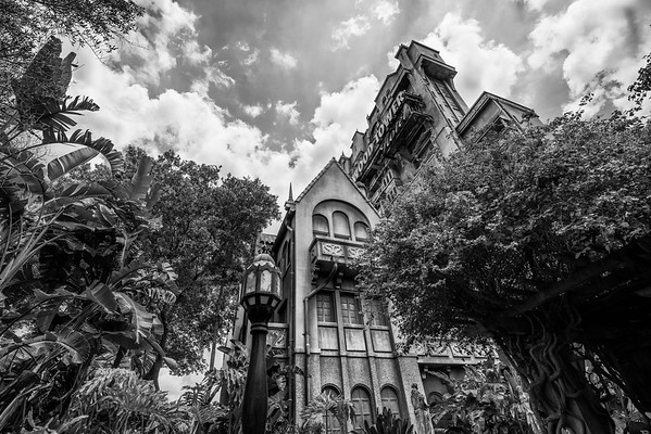 """""""Hollywood Tower Hotel"""" - Tower of Terror, Hollywood Studios - Walt Disney World   Recommended Print sizes*:  4x6  