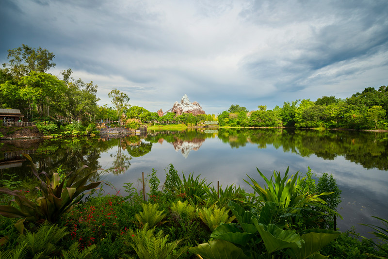 """Visions of Everest"" - Expedition Everest, Animal Kingdom - Walt Disney World   Recommended Print sizes*:  4x6  