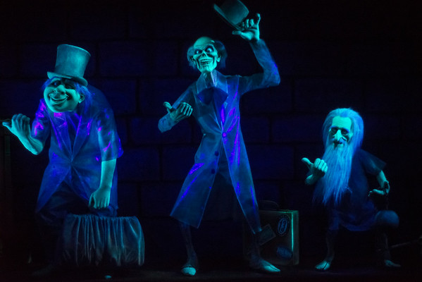"""Beware Hitchhiking Ghosts"" - Haunted Mansion, Magic Kingdom - Walt Disney World   Recommended Print sizes*:  4x6  
