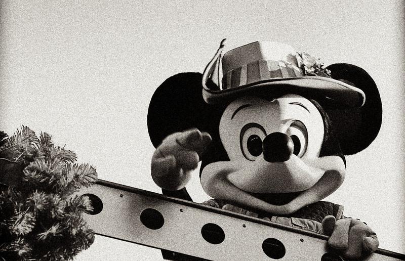 Mickey Mouse, Animal Kingdom, WDW Orlando Florida