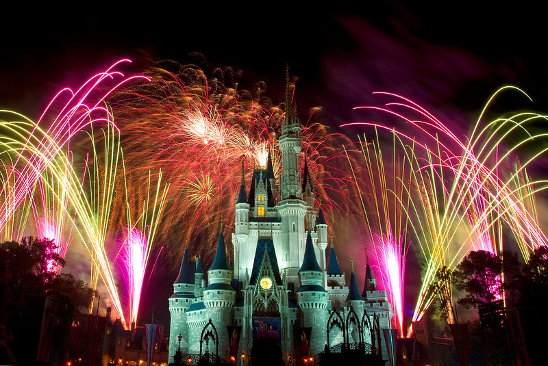 Hallowishes<br /> Mickey's Not So Scary Halloween Party<br /> Magic Kingdom, WDW Buena Vista Florida
