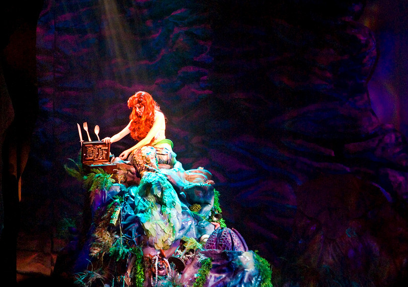 Little Mermaid, Hollywood Studios, WDW Orlando, Florida