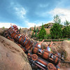 Snow White & the Seven Dwarfs Mine Train<br /> Magic Kingdom, Walt Disney World