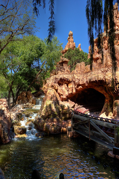 Thunder Mountain Waterfall